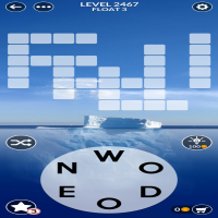 Wordscapes level 2467