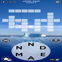 Wordscapes level 2469
