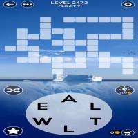 Wordscapes level 2473