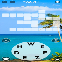 Wordscapes level 2673