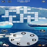 Wordscapes level 2862