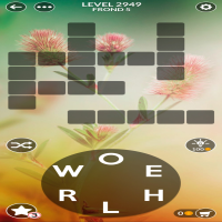 Wordscapes level 2949