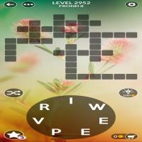 Wordscapes level 2952
