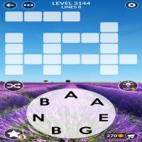 Wordscapes level 3144