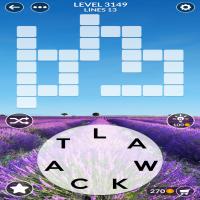 Wordscapes level 3149