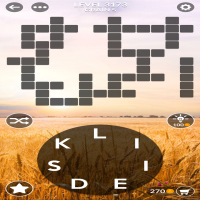Wordscapes level 3173