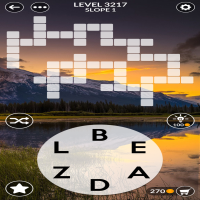 Wordscapes level 3217