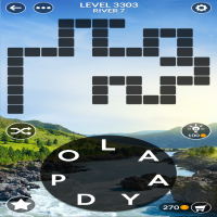 Wordscapes level 3303
