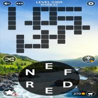 Wordscapes level 3309