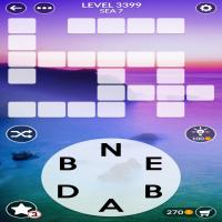 Wordscapes level 3399