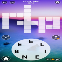 Wordscapes level 3401
