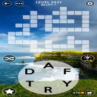 Wordscapes level 3431