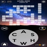 Wordscapes level 3450