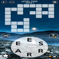 Wordscapes level 3585