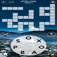 Wordscapes level 3586
