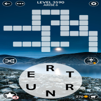 Wordscapes level 3590