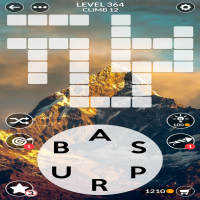 Wordscapes level 364