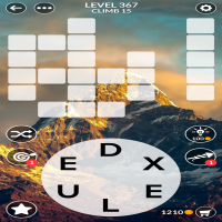 Wordscapes level 367