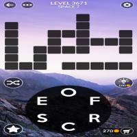 Wordscapes level 3671