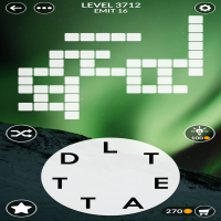 Wordscapes level 3712