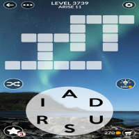 Wordscapes level 3739