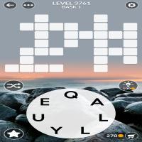 Wordscapes level 3761
