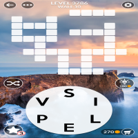 Wordscapes level 3786