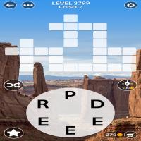Wordscapes level 3799