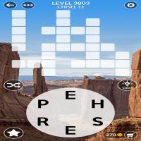 Wordscapes level 3803