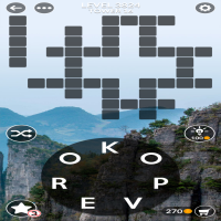 Wordscapes level 3824