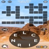 Wordscapes level 3946