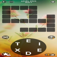 Wordscapes level 4921