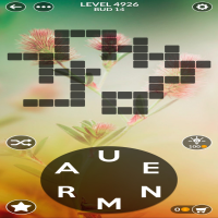 Wordscapes level 4926