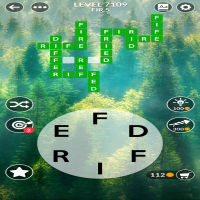 Wordscapes level 7109