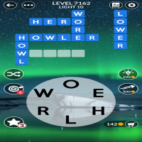 Wordscapes level 7162