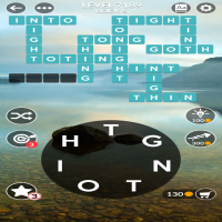 Wordscapes level 7189