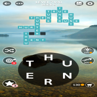Wordscapes level 7190