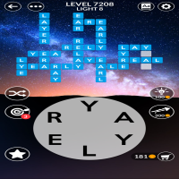 Wordscapes level 7208