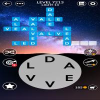Wordscapes level 7213