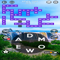 Wordscapes level 7227