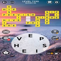Wordscapes level 7290