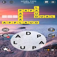 Wordscapes level 7292