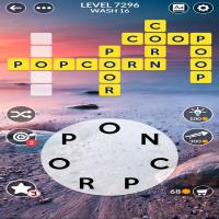 Wordscapes level 7296
