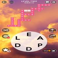 Wordscapes level 7309