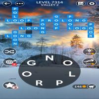 Wordscapes level 7314