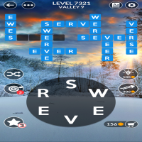 Wordscapes level 7321