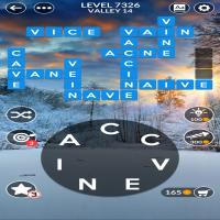 Wordscapes level 7326