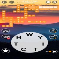 Wordscapes level 7402