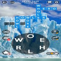 Wordscapes level 7420