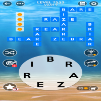 Wordscapes level 7513